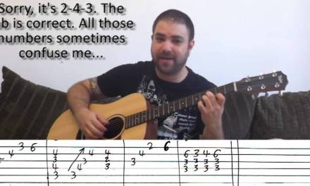 Tutorial: 20th Century Fox Theme (Full Arrangement) – w/ TAB (Guitar Lesson)