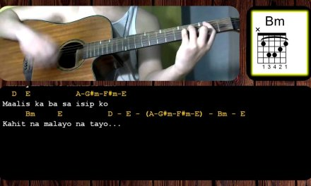 Malayo Na Tayo by Silent Sanctuary   Guitar Chords   Tutorial   Acoustic