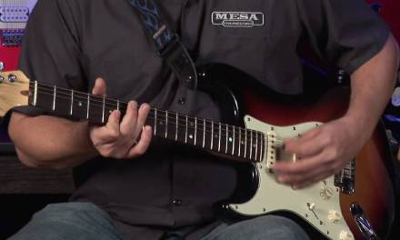 Learn the Funk Electric Guitar Lesson: Rhythm & Strumming