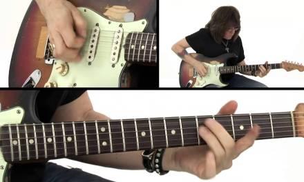 Blues-Rock Guitar Lesson – You Wanna Rock Performance – Kelly Richey