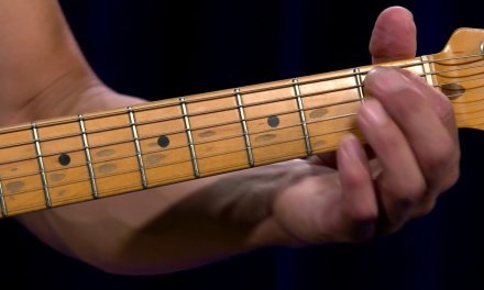 Guitar Lessons with Tony Valley – Lesson #74 Blues Riffs & Solos Part 7