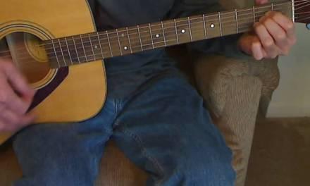 4 Non Blondes – What's Up – Acoustic Guitar Lesson