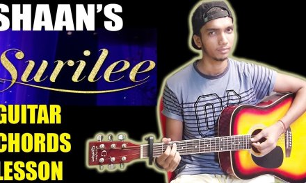 SURILEE II SHAAN II Gana Originals I Easy Guitar Cover Chords Lesson