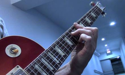 """""""Since I've been loving you""""~Jam along ~ {Chords} ~ by Michael Lyn"""