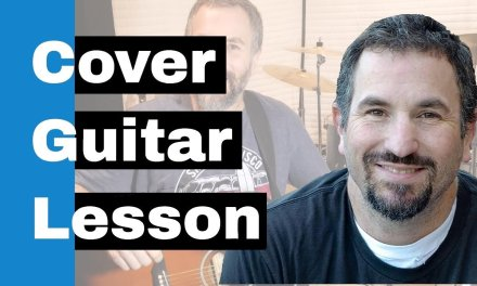 How to Play Creep on Acoustic Guitar – Tutorial