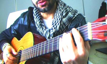 Spanish Guitar Lesson: ~Amar y Liberar~ ( Part -4- )