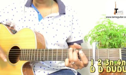 Yahin hoon main guitar lesson easy chords   Ayushmann Khurrana   www.tamsguitar.com  