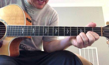 Free Fallin | Tom Petty | 1-Minute Guitar Lesson