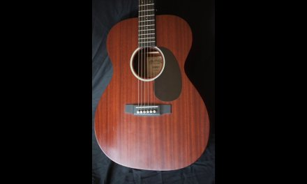 Martin 000RS1 With Bone Nut, Saddle, Bridge Pins