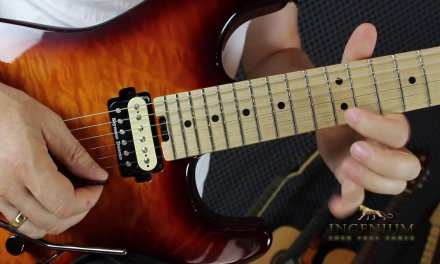 5 minute blues scale expansion – Guitar mastery lesson