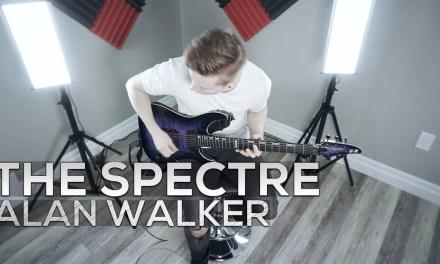 The Spectre – Alan Walker – Cole Rolland (Guitar Cover)