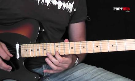 Guitar Lesson: Mixing Pentatonic and Major Scales