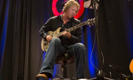 Yamaha Guitars Event at Replay Guitar Exchange with Robbie Calvo