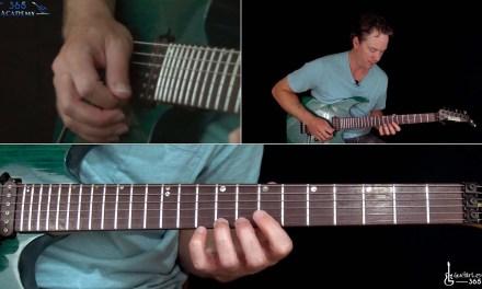 Metallica – Am I Evil? Guitar Solo Lesson