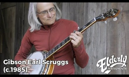 Gibson Earl Scruggs (c.1985)   Elderly Instruments