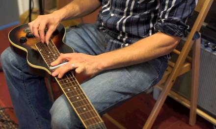 1936 Gibson EH-150 Lap Steel Electric Guitar Demo featuring Raphael McGregor