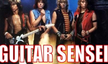 DOKKEN | George Lynch | Heartless Heart (1984) | Guitar Cover | Rhythm Guitar Lesson