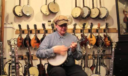 History of the Banjo in 5 minutes