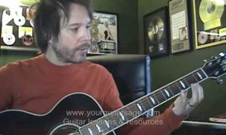 Diatonic Harmony Music Theory for Beginners – Guitar Lesson