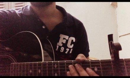 Dekhte dekhte (Batti gul meter chalu) guitar lesson (Intro+chords)