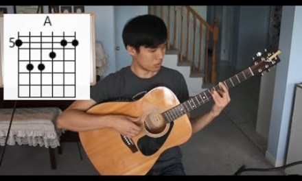Lesson 3: Major Scale & Chord Structure (Plain to Jazz: Acoustic Guitar)