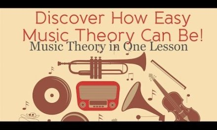 Music Theory in One Lesson: Episode 2 – Scales