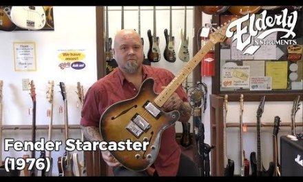 Fender Starcaster (1976) | Elderly Instruments
