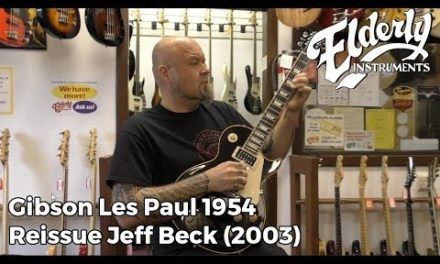 Gibson Les Paul 1954 Reissue Jeff Beck (2003) | Elderly Instruments