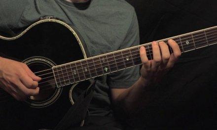 The Locrian Scale Box (Major Scale Box 1 Guitar Lesson)
