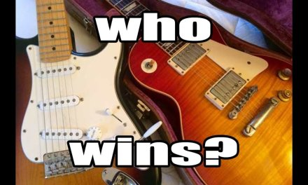 which is better the gibson les paul or fender stratocaster?