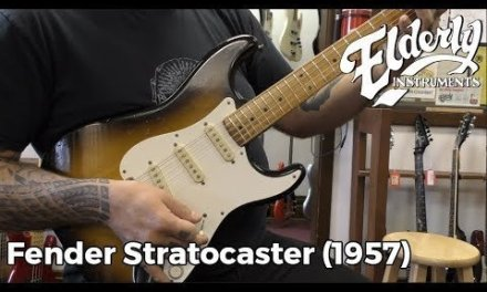 Fender Stratocaster (1957) | Elderly Instruments