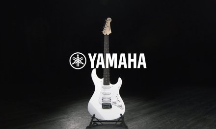 Yamaha Pacifica 012, Vintage White | Gear4music demo