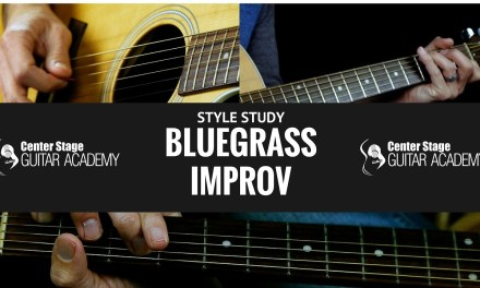 Bluegrass Scales- The Country Scale for G, C, and D chords