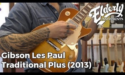 Gibson Les Paul Traditional Plus (2013) | Elderly Instruments