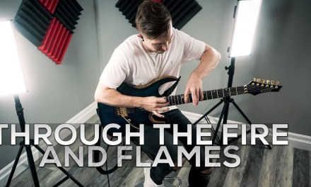 DragonForce – Through The Fire And Flames – Cole Rolland (Guitar Cover)