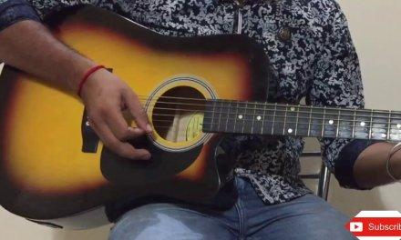 Dekhte Dekhte | Guitar Cover | Guitar Lesson | Guitar Chords | Atif Aslam | Nusrat Fateh Ali Khan