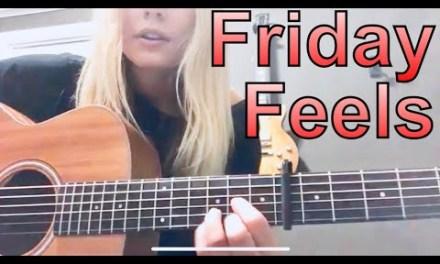 Tequila   Dan + Shay   Friday Feels w/ Brooke   Guitar Lesson