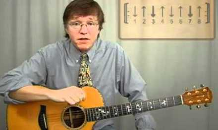 Beginning Guitar  Strumming  Part 1 – Easy Acoustic Guitar Lesson  Important!