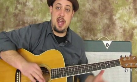 Acoustic Blues Licks & Riffs in the Key of G