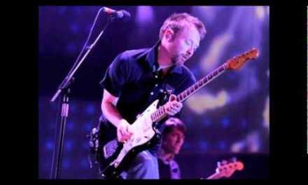 Radiohead – Creep – Guitar Backing Track