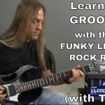Learn To GROOVE with this Funky Little Rock Riff (Tab included) – Steve Stine Guitar Lessons
