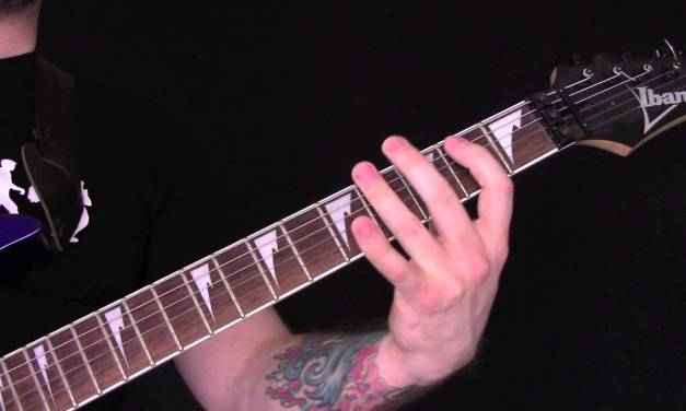 Blood Hands Guitar Lesson by Royal Blood