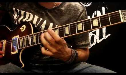 Metallica – For Whom The Bell Tolls – Guitar Cover !