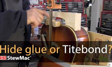 Hide glue or Titebond for guitar repair?