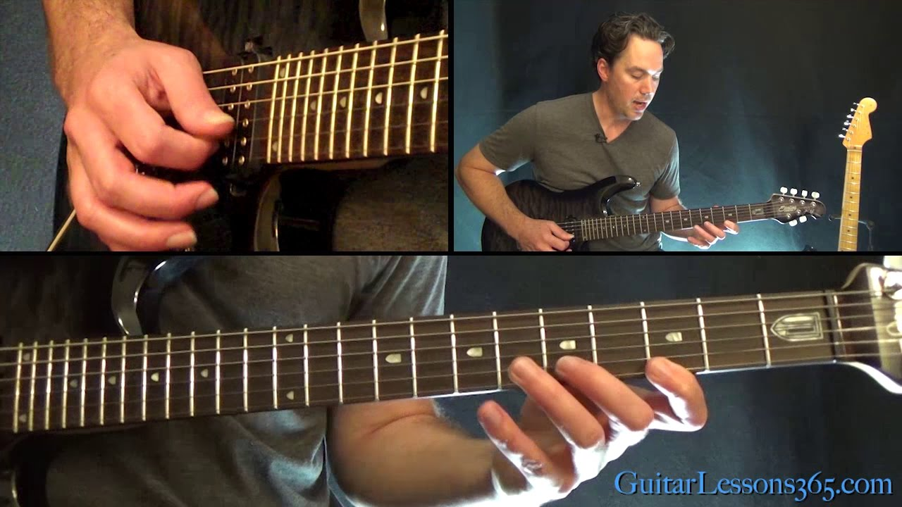 Nothing Else Matters Guitar Lesson Pt1 Metallica Intro Chords