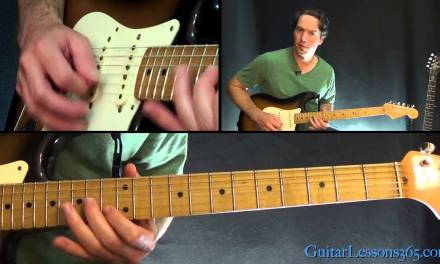 All Right Now Guitar Lesson – Free