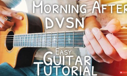 Morning After dvsn Guitar Lesson for Beginners // Morning After Guitar // Guitar Lesson #557