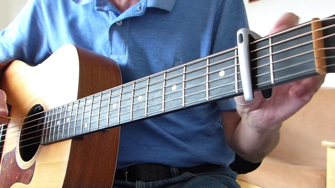 Ballard Of A Broken Man The Lost Dog Street Band Guitar Lesson