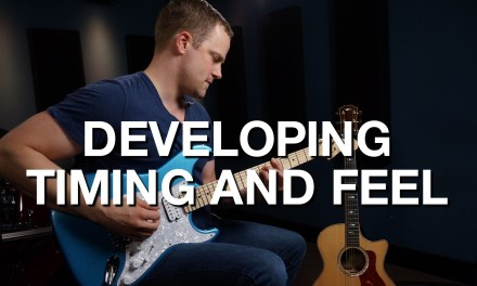 Developing Timing And Feel – Rhythm Guitar Lesson #10