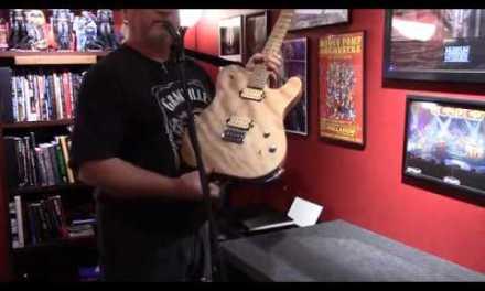 """The Granville """"Freddy"""" Guitar"""